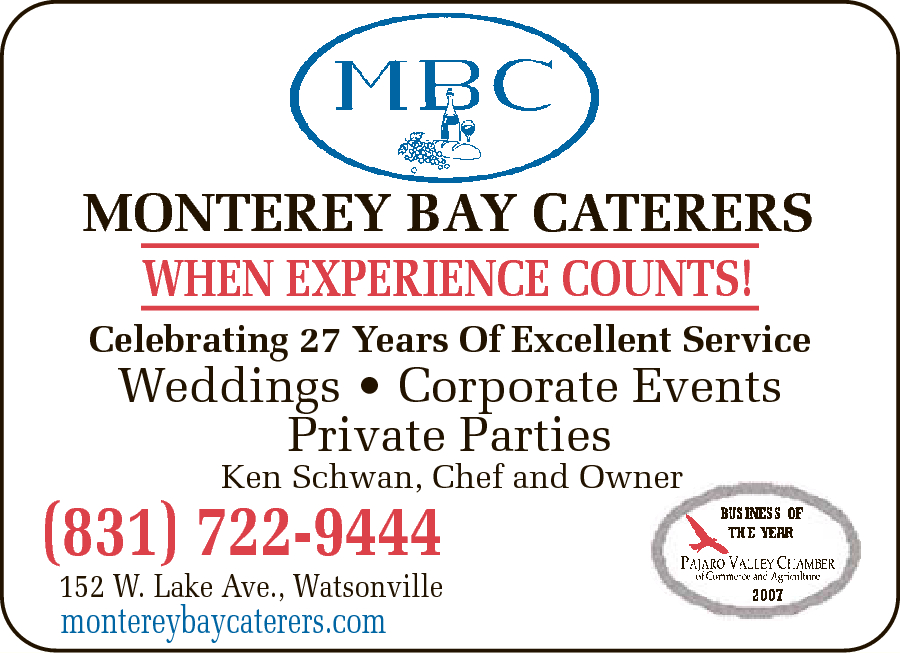 Monterey Bay Caterers