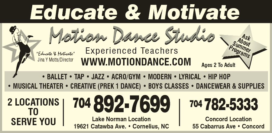 Motion Dance Studio