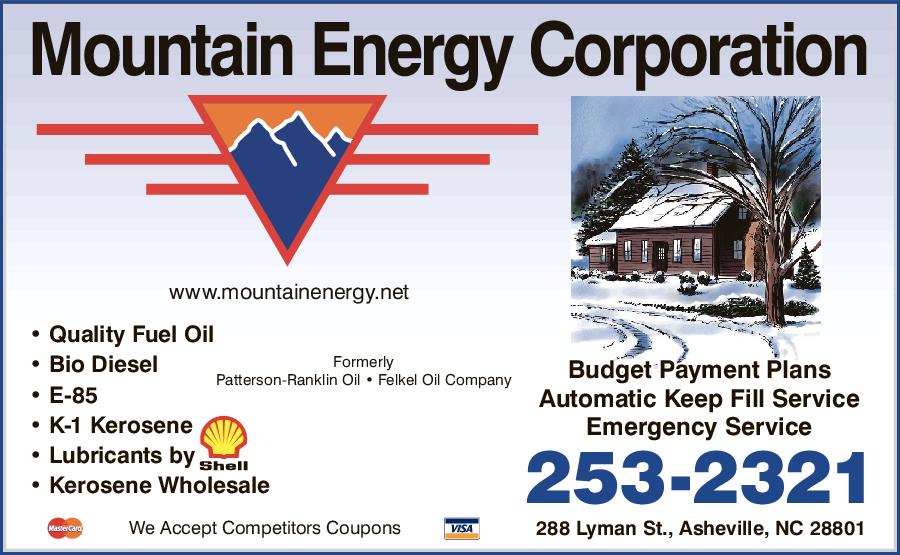 Mountain Energy Home Heat