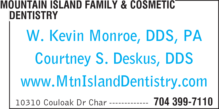 Mountain Island Family & Cosmetic Dentistry