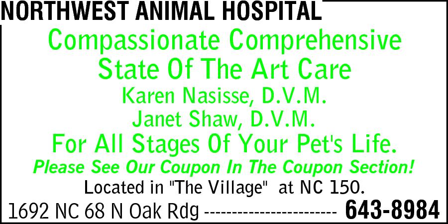 Northwest Animal Hospital