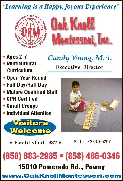 Oak Knoll Montessori