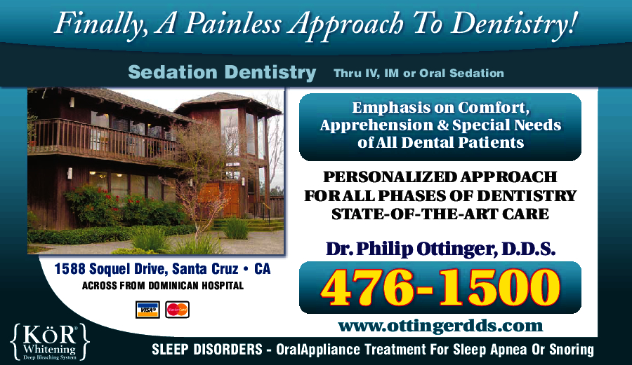 Ottinger, Philip Lane DDS