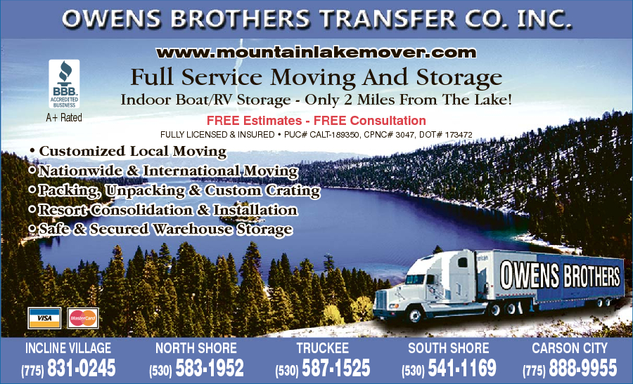 Owens Bros Transfer Co