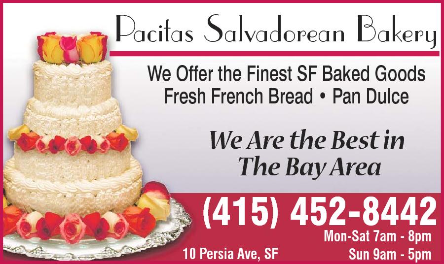 Pacitas Salvadorean Bakery