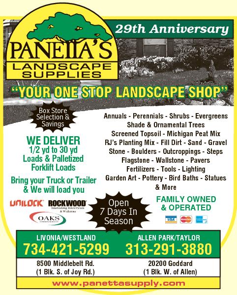 Panetta's Landscape Supplies