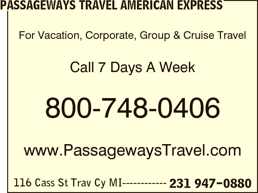 Passageways Travel - American Express
