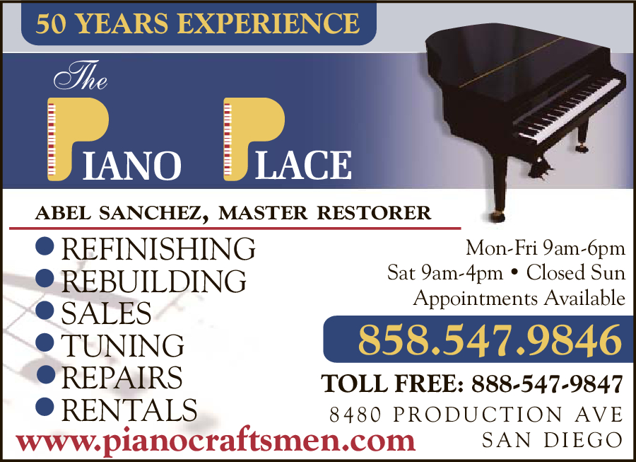 Piano Place The