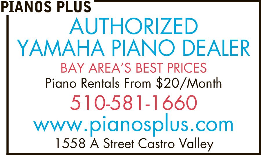 Pianos Plus