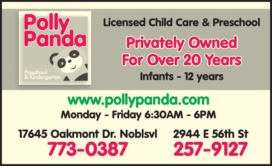 Polly Panda Preschool