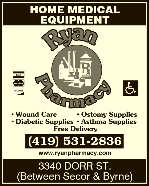 Ryan Pharmacy and Orthopedic Supply