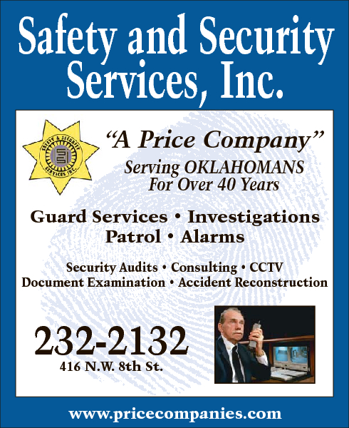 Safety And Security Services Inc.