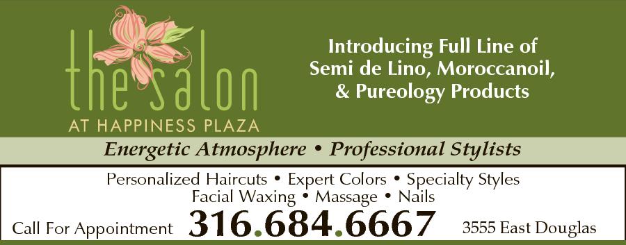 Salon At Happiness Plaza
