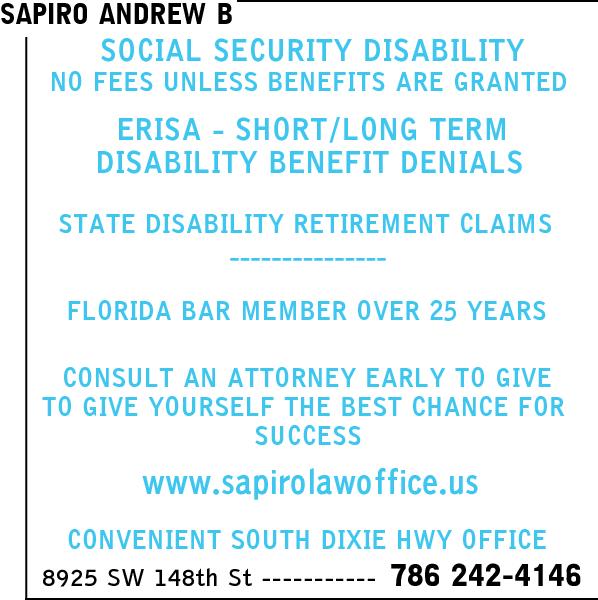 Sapiro, Andrew B