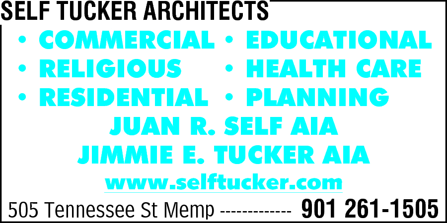 Self Tucker Architects