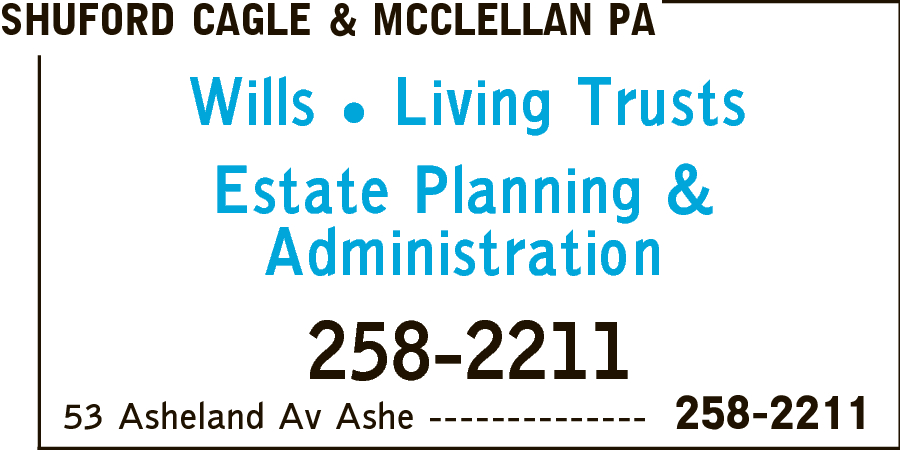 Shuford Cagle & McClellan PA