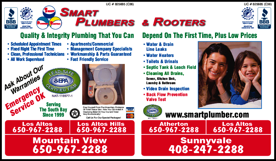 Smart Plumbers & Rooters