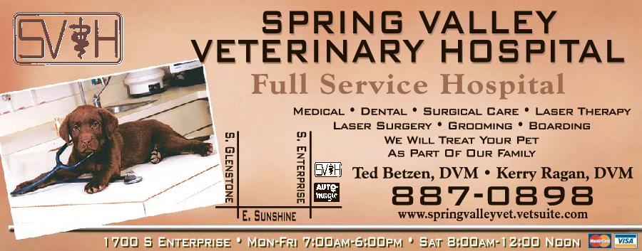 Spring Valley Veterinary Hospital