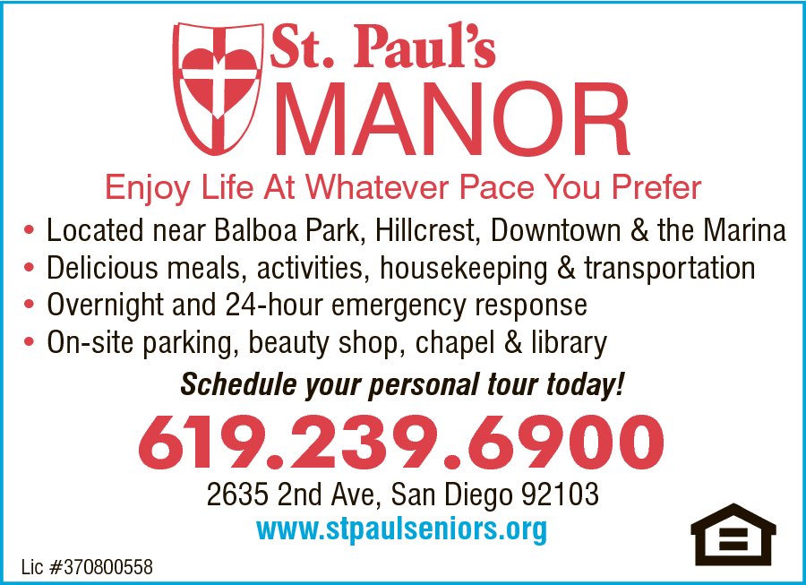 St Paul's, Senior Homes & Services