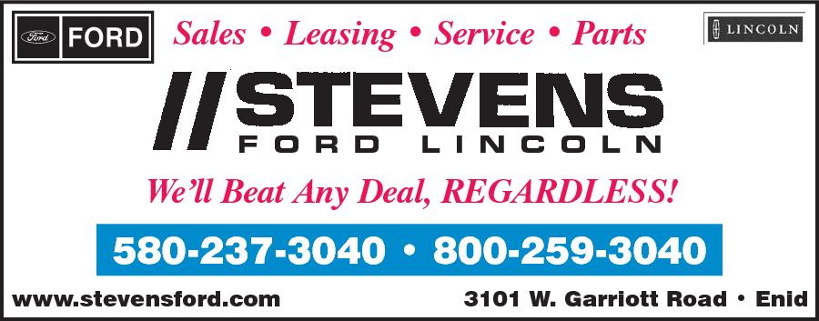 Stevens Ford