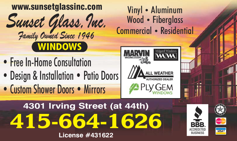 Sunset Glass Company