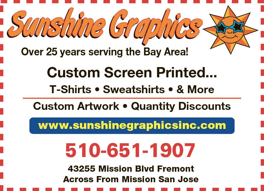 Sunshine Graphics Inc.