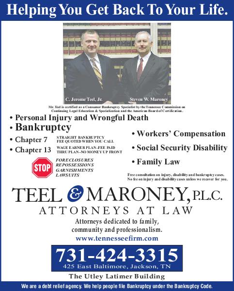 Teel & Maroney PLC