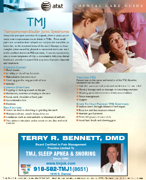 Terry R. Bennett DMD