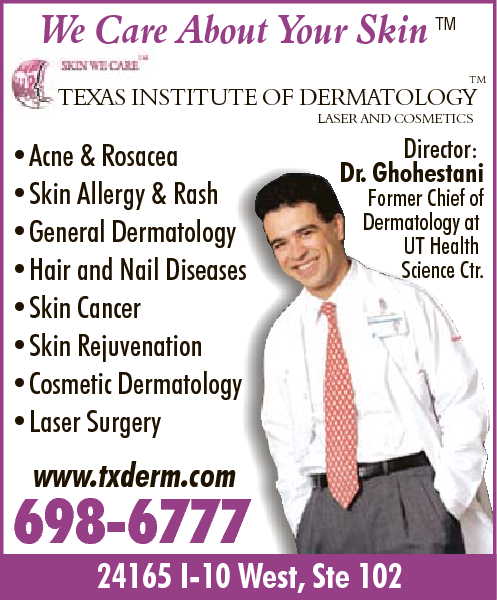 Texas Institute Of Dermatology Laser & Cosmetic Surgery