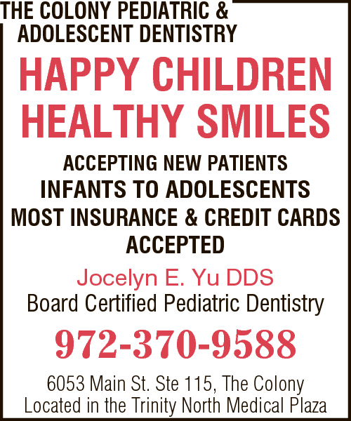 The Colony Pediatric & Adolescent Dentistry