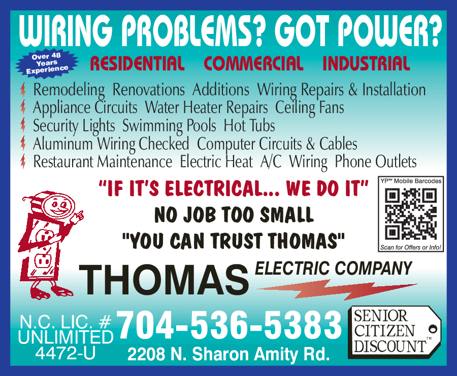 Thomas Electric Co