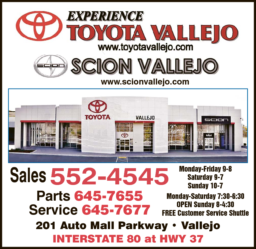 Toyota of Vallejo