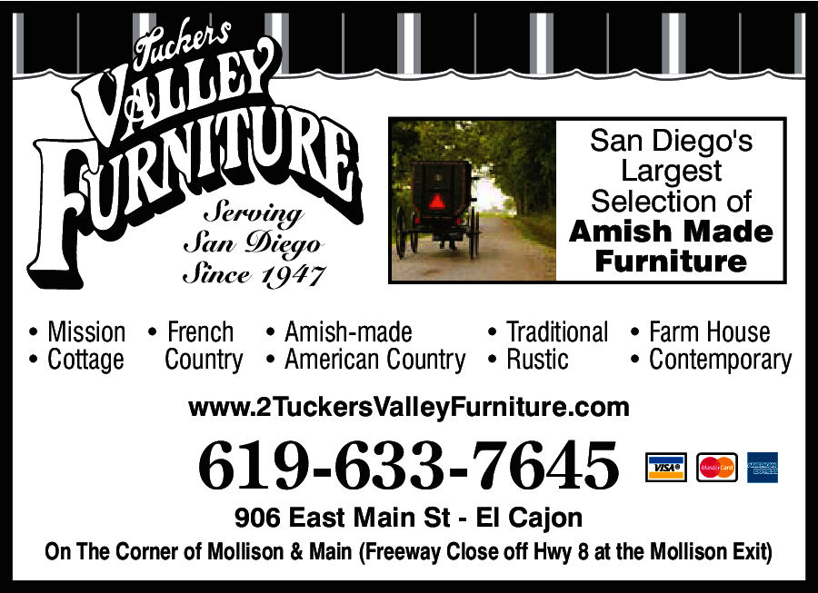 Tucker's Valley Furniture