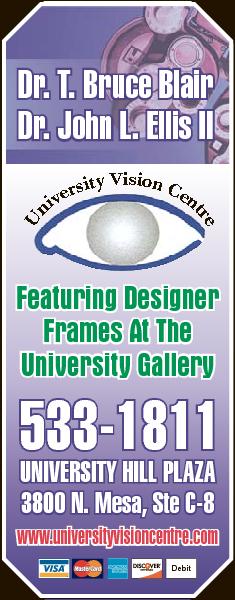 University Vision Centre