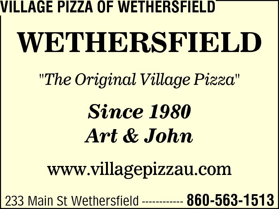 Village Pizza Of Wethersfield