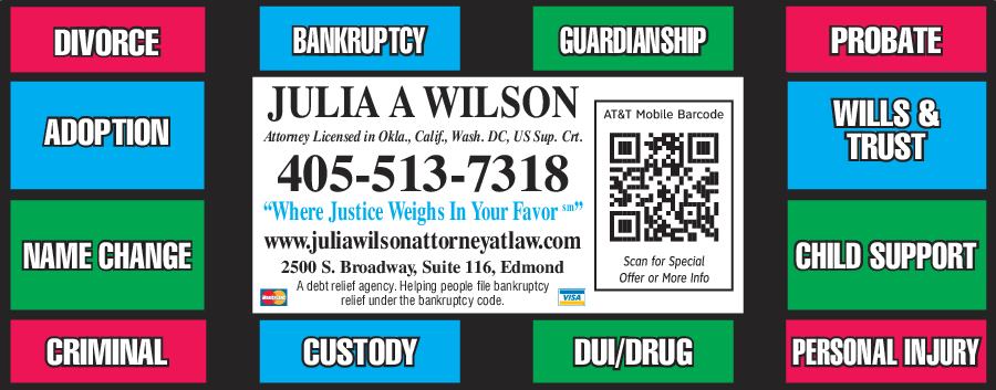 Wilson, Julia Atty at Law