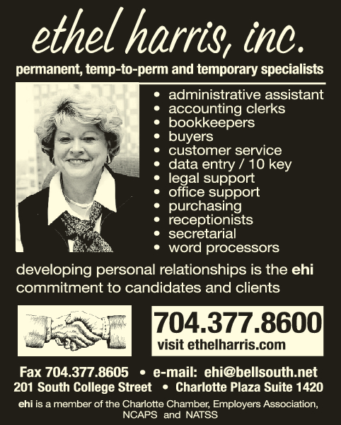 ethel harris inc