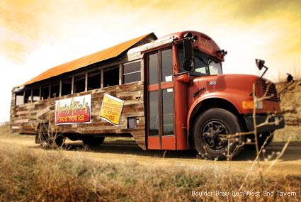 Go Beer Trekking on the Boulder Brew Bus