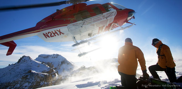 Exhilarating Adventures - Heli-Skiing