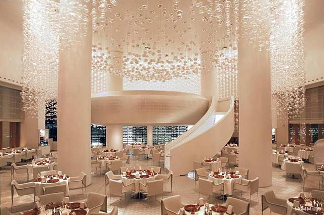 Mix at THEhotel - Gorgeous and Romantic Restaurants