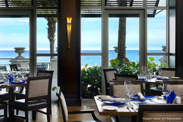 Oceanfront Cobalt - Gorgeous and Romantic Restaurants