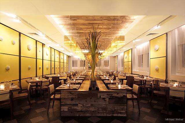 Park Avenue - Gorgeous and Romantic Restaurants