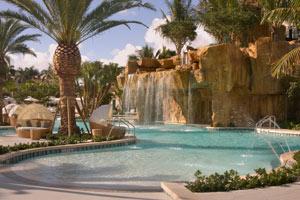 America's Fabulous Hotel Pools - Fairmont Turnberry Isle Resort