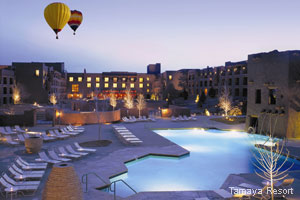 America's Fabulous Hotel Pools - Tamaya Resort