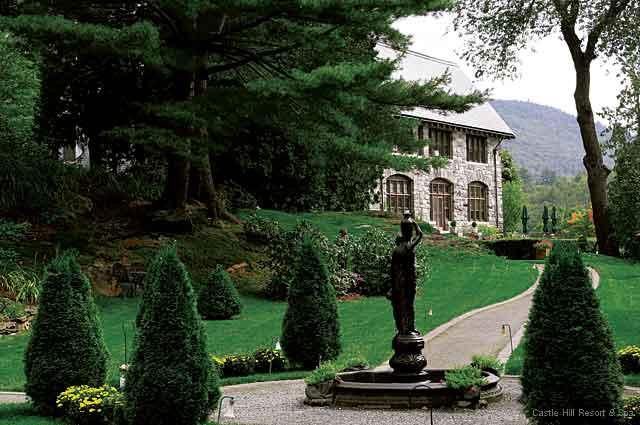 Castle Hill Resort - Ludlow, VT