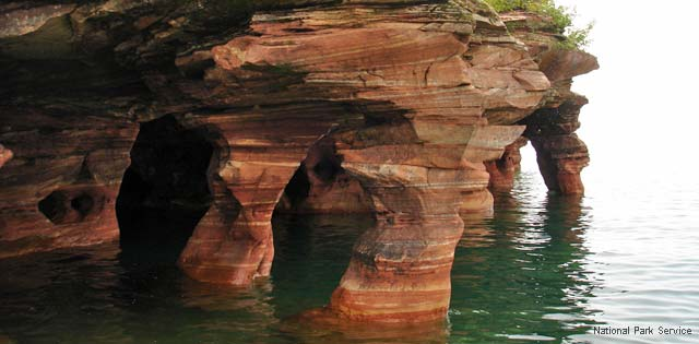 Apostle Islands National Park