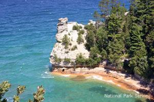 Pictured Rocks National Park