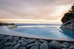 America's Fabulous Hotel Pools - Post Ranch Inn