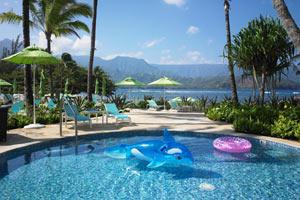America's Fabulous Hotel Pools - St. Regis Princeville