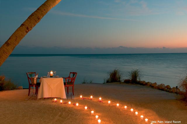 The Dining Room at Little Palm Island Resort & Spa - Gorgeous and Romantic Restaurants